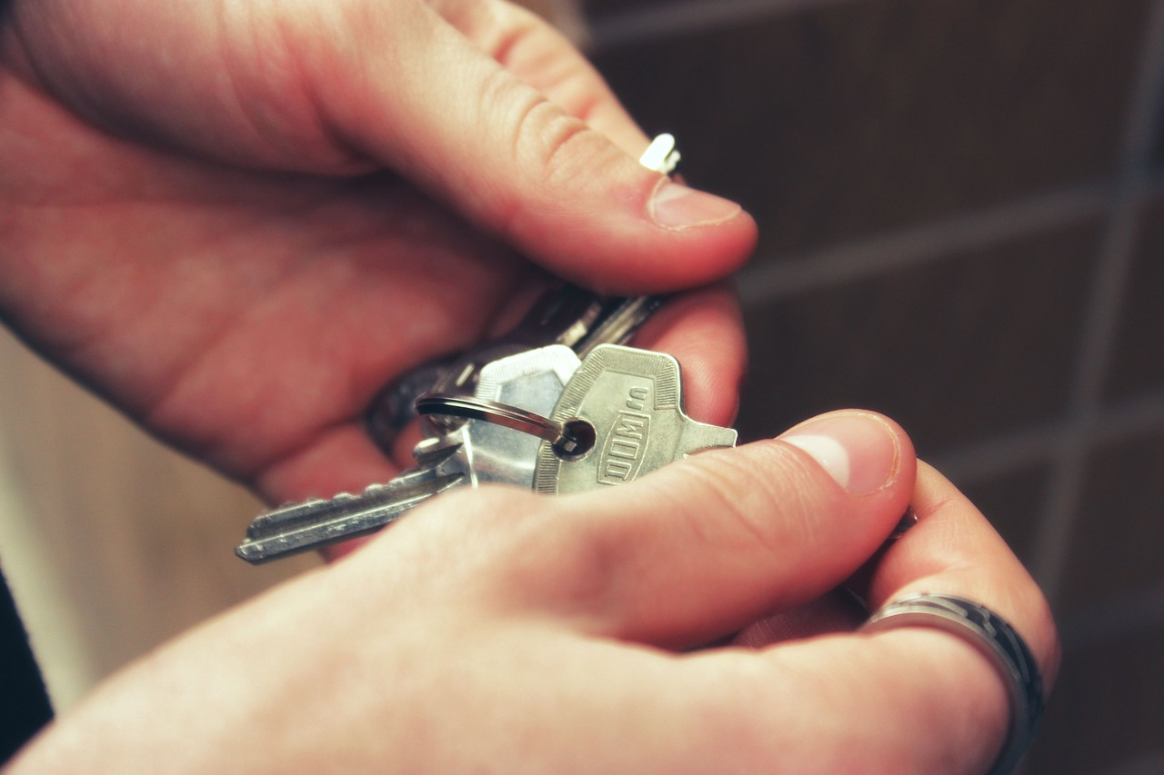 Que faire lorsque l'on a cassé une clef dans une serrure ?